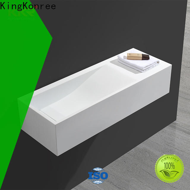 KingKonree corian wash basin for wholesale