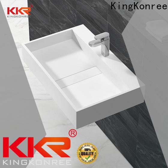 KingKonree sanitary ware suppliers factory price for bathroom