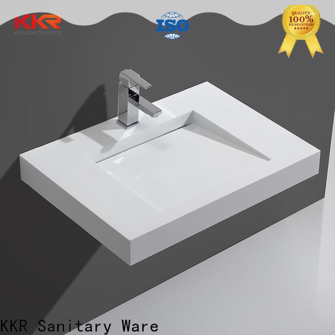 KingKonree bathroom sanitary ware customized for bathroom