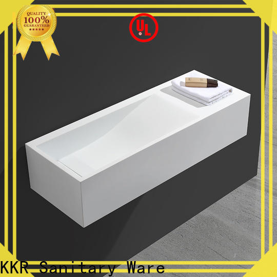 unique wall hung bathroom basins supplier for home