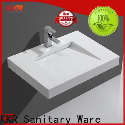 best material wash hand basin highly-rated for hotel