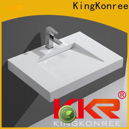 KingKonree stylish wash basin sink for hotel
