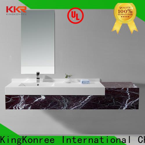 KingKonree wash basin models and price design for motel