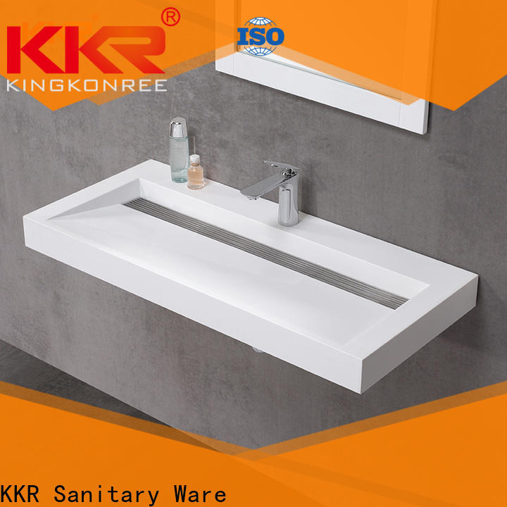 high-end bathroom wash basin highly-rated for shower room