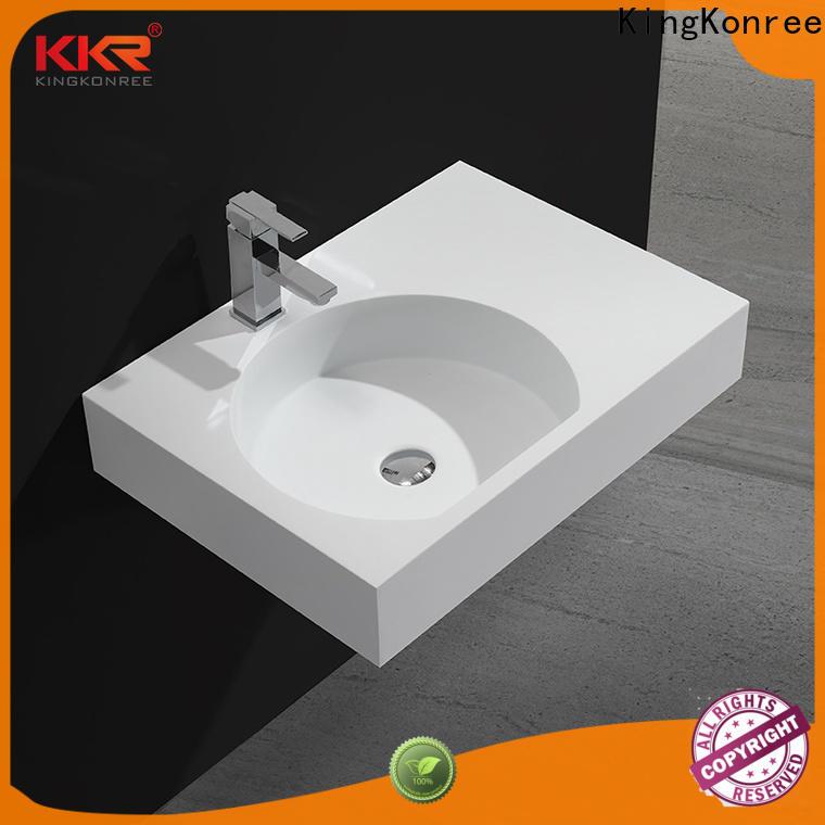 KingKonree wash basin models and price manufacturer for bathroom