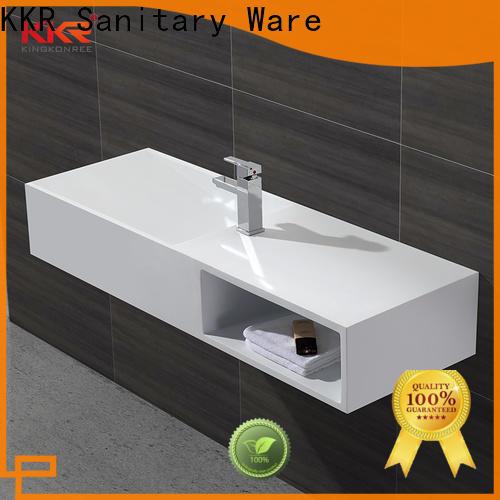 KingKonree bathroom wash basin on-sale for shower room