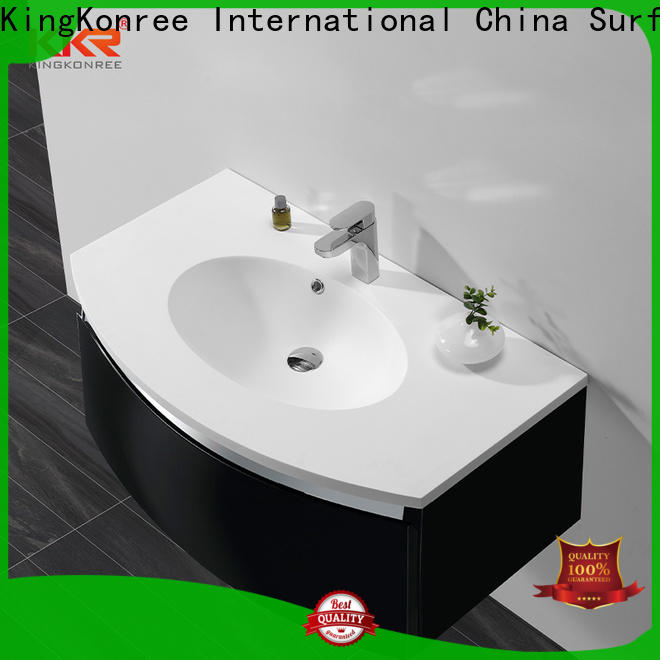 KingKonree excellent sanitary ware suppliers factory price for bathroom