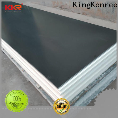 KingKonree professional solid surface countertops prices inquire now for room