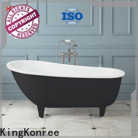 KingKonree best freestanding bathtubs OEM