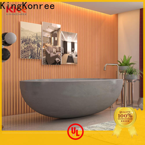 KingKonree best freestanding tubs OEM for hotel