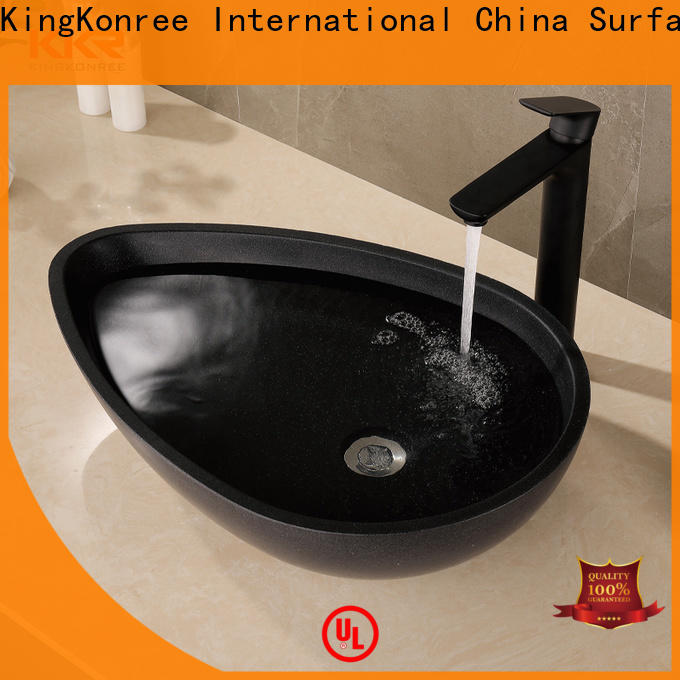 KingKonree above counter sink bowl customized for home