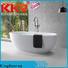 KingKonree modern freestanding tub free design