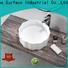 KingKonree top mount bathroom sink customized for restaurant