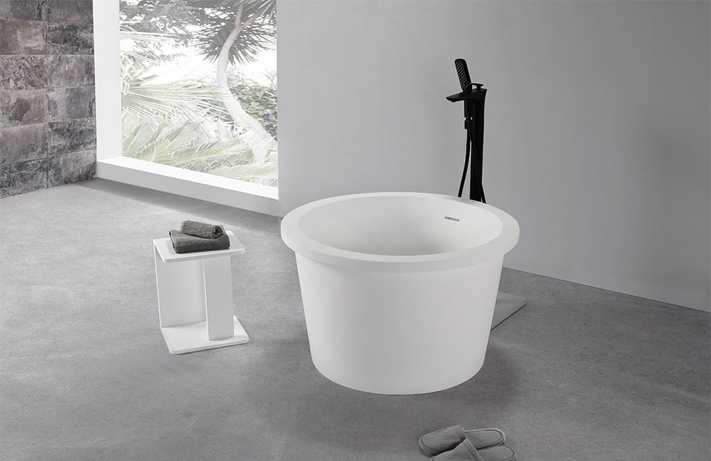 finish acrylic freestanding tub OEM-1