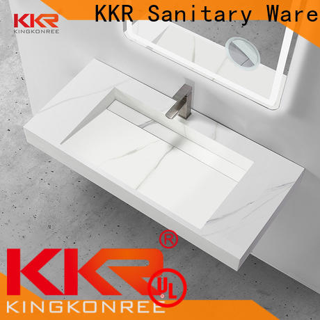 artificial toilet wash basin supplier for toilet