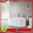KingKonree matt stone resin freestanding bath at discount for bathroom