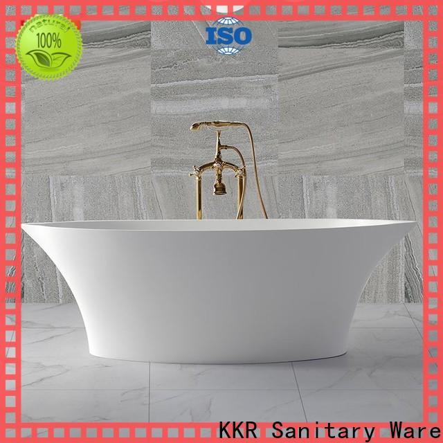 KingKonree finish best freestanding bathtubs custom for shower room