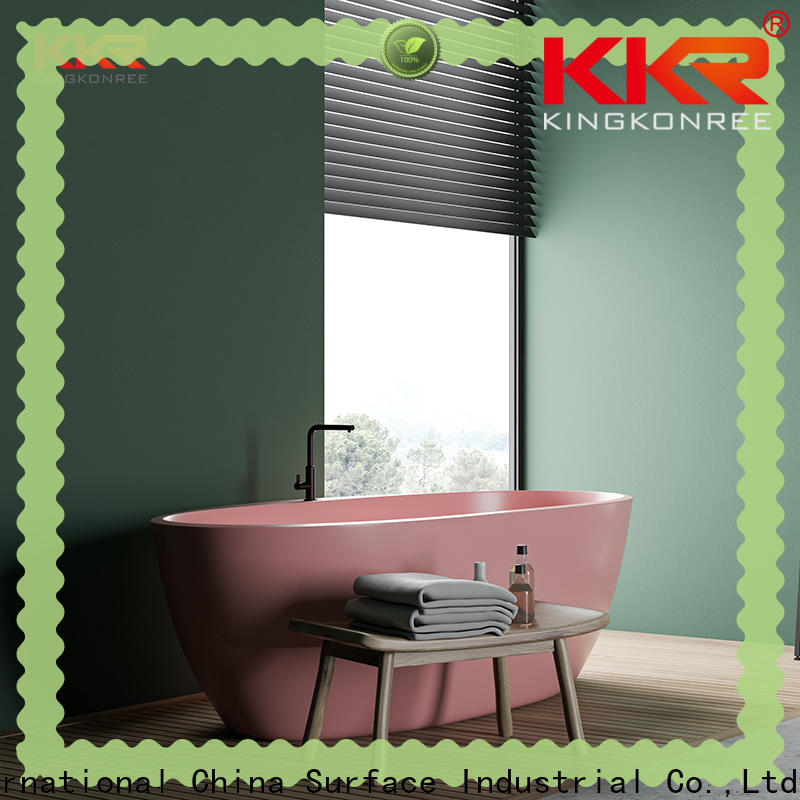KingKonree free standing bath tubs for sale ODM for family decoration