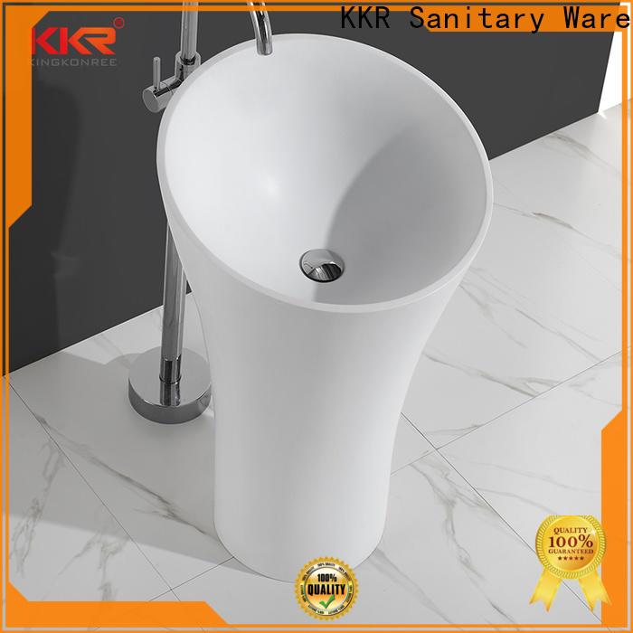 KingKonree bathroom sink stand manufacturer for hotel