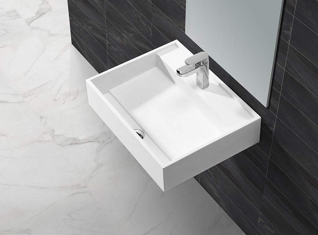 KingKonree high-end corian wash basin for wholesale for shower room-1