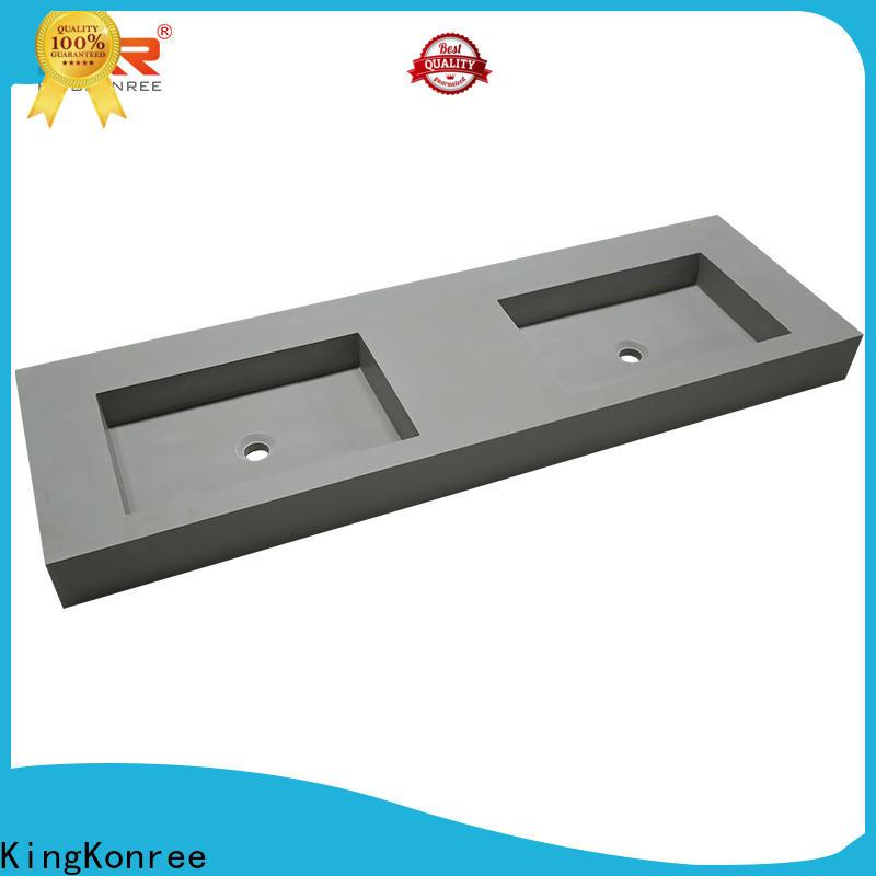 KingKonree washroom basin design for hotel