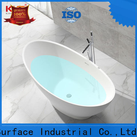 overflow best freestanding bathtubs OEM for family decoration