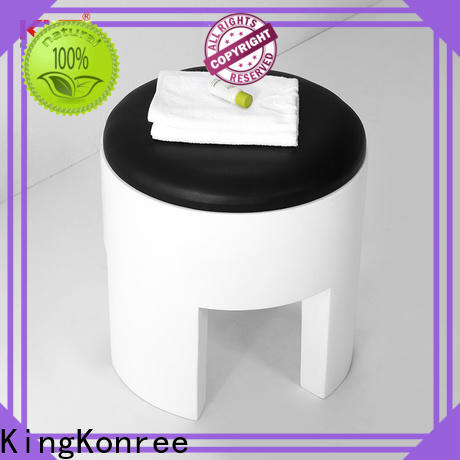 KingKonree professional bath shower stool supplier for home