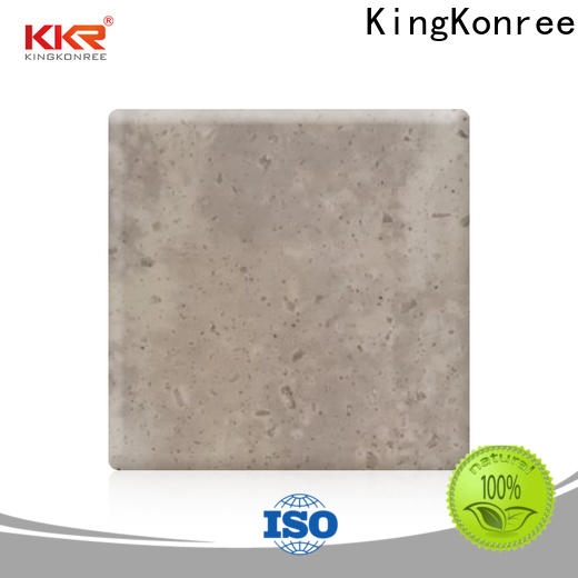 modified solid surface sheets for sale customized for indoors