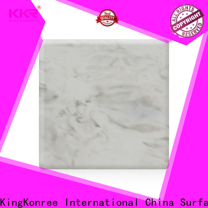 modified solid surface sheets for sale manufacturer for home