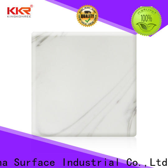 KingKonree practical solid surface sheets for sale from China for home