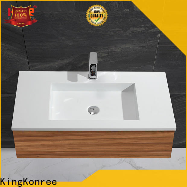KingKonree professional wash basin models and price customized for hotel