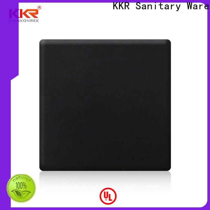 KingKonree durable best solid surface countertops supplier for home