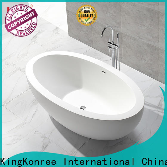 KingKonree best freestanding bathtubs ODM for bathroom