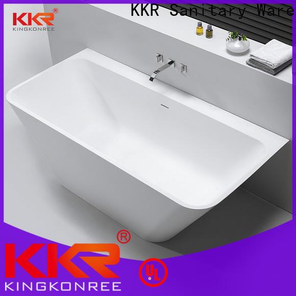 KingKonree modern freestanding tub free design for family decoration