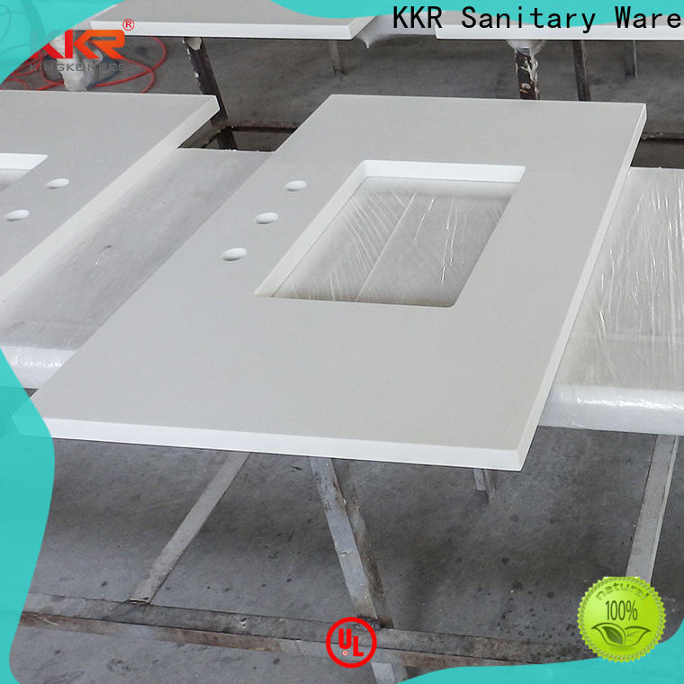 KingKonree hard surface countertops supplier for hotel