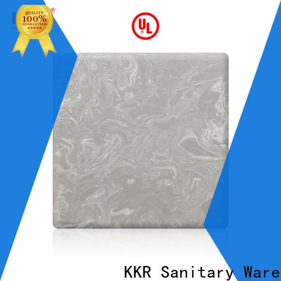 KingKonree pure acrylic solid surface series for indoors
