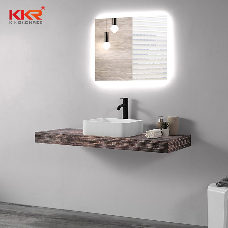 KingKonree vanity wash basin supplier for restaurant-1