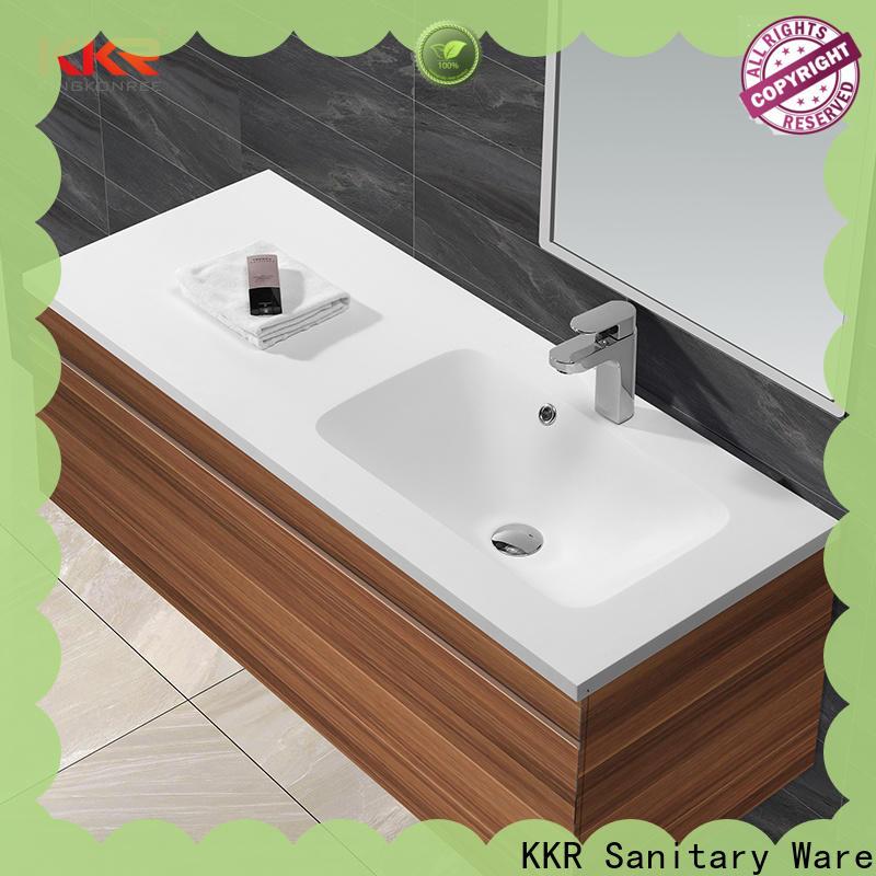 KingKonree wash basin models and price manufacturer for motel