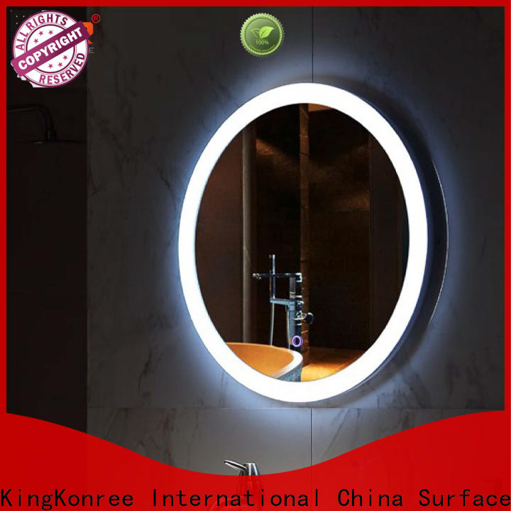 KingKonree hung unique mirrors manufacturer for home