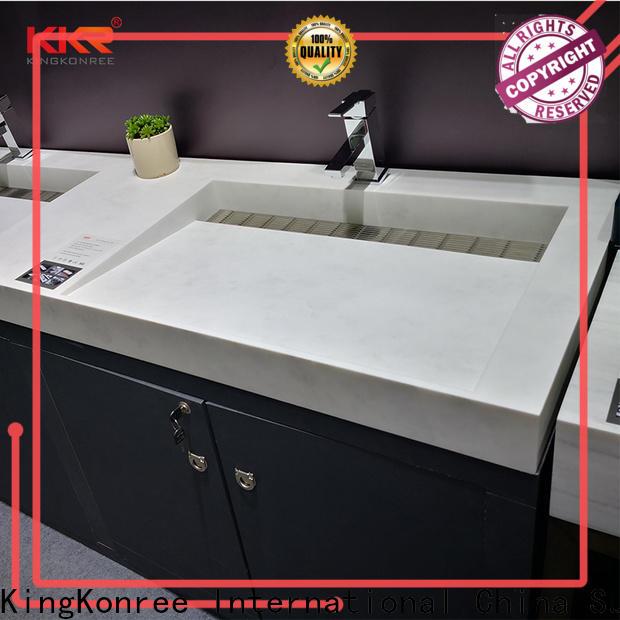 KingKonree royal wash basin models and price manufacturer for motel