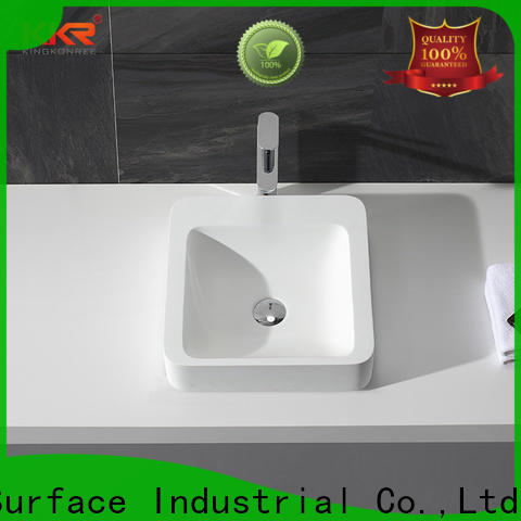 thermoforming top mount bathroom sink kkr1370 manufacturer for room