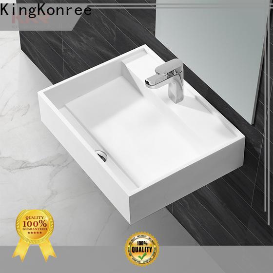 KingKonree at discount wash hand basin top-brand for family