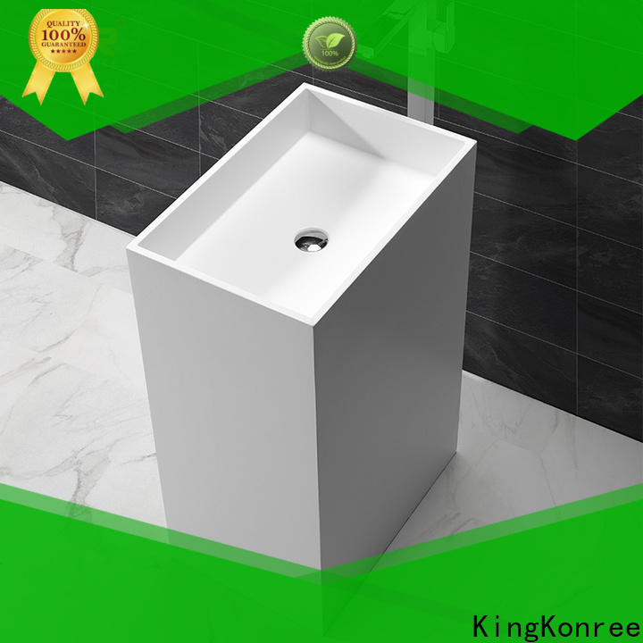 against wall bathroom sanitary ware design for hotel