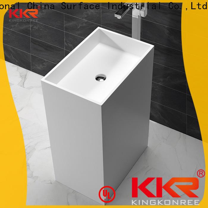 KingKonree freestanding basin factory price for home