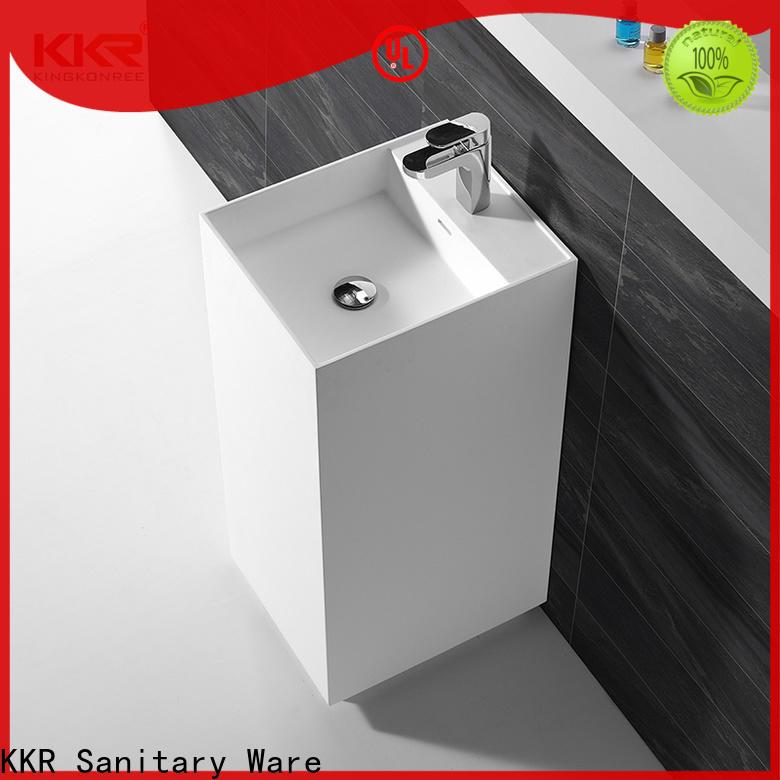 KingKonree bathroom sink stand factory price for bathroom