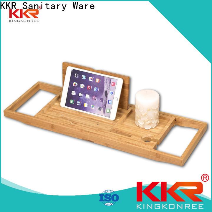 KingKonree wood shower rack supplier for gymnasiums