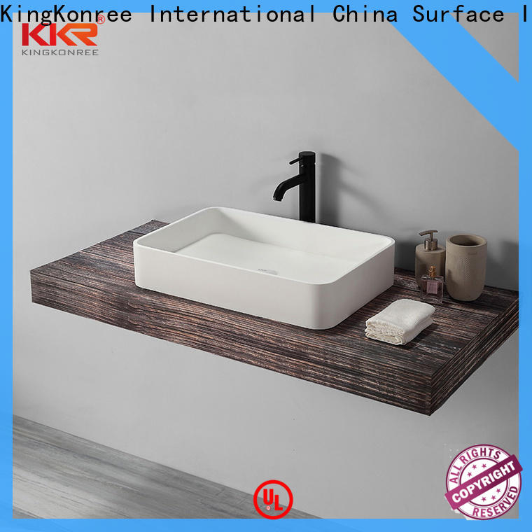 KingKonree reliable above counter basins manufacturer for home