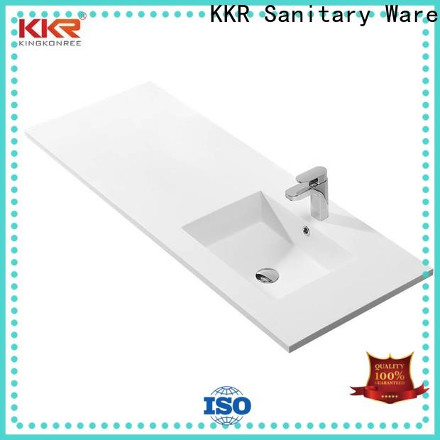 approved wash basin with cabinet online manufacturer for hotel