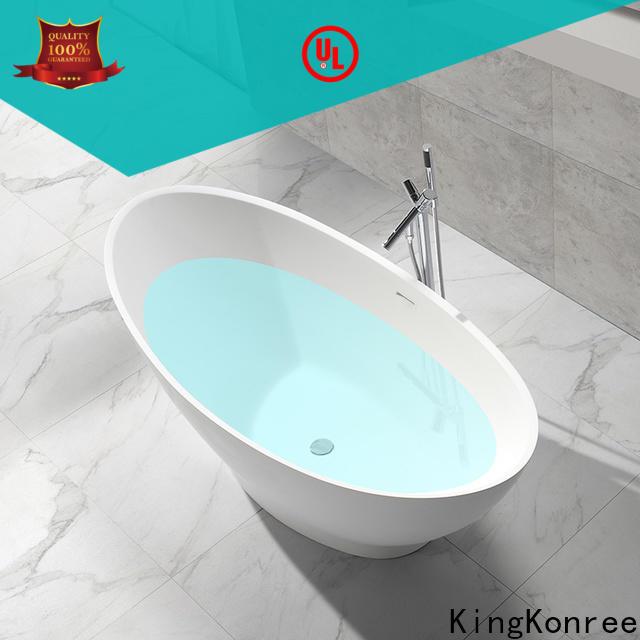 durable acrylic clawfoot bathtub free design for bathroom