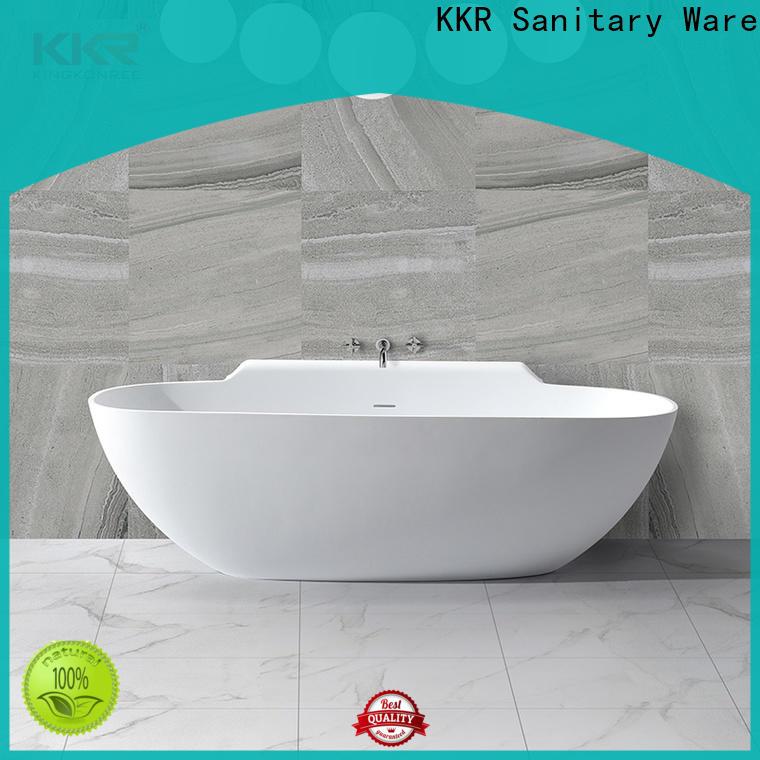 KingKonree standard modern freestanding tub free design for family decoration